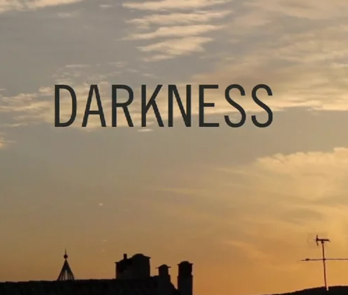 Sortie du Clip Darkness