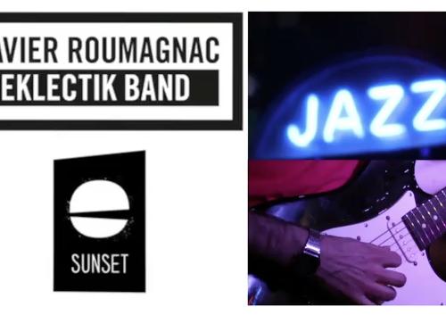 Retour vidéo: carte postale du concert au Sunset.