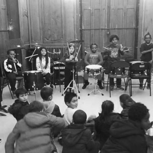 Festival Jazz Sur Seine: Ateliers de sensibilisation au jazz