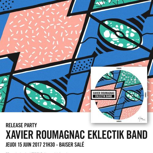 Release Party 15 Juin 21h30 Baiser Salé