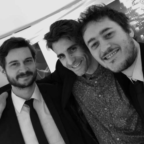 Xavier Roumagnac Trio chez BMW