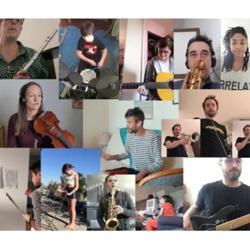 Vidéo Confinement - Ecole Populaire des Arts - Les Petits Riens